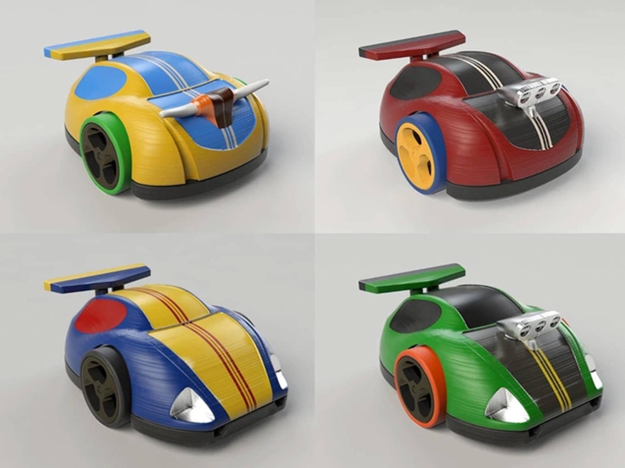Kickstarter Cannybots
