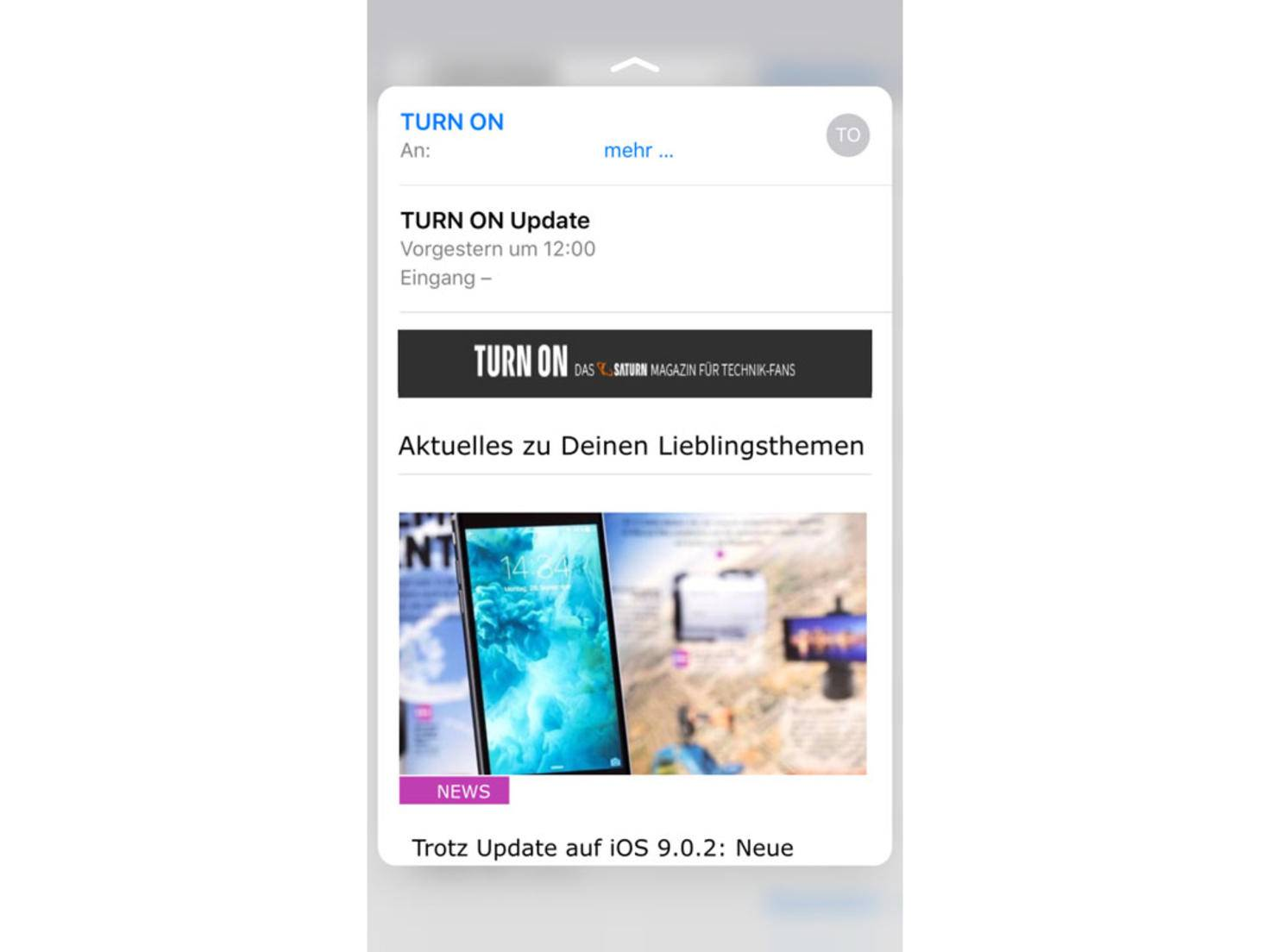 iPhone6s-3D-Touch-Mail