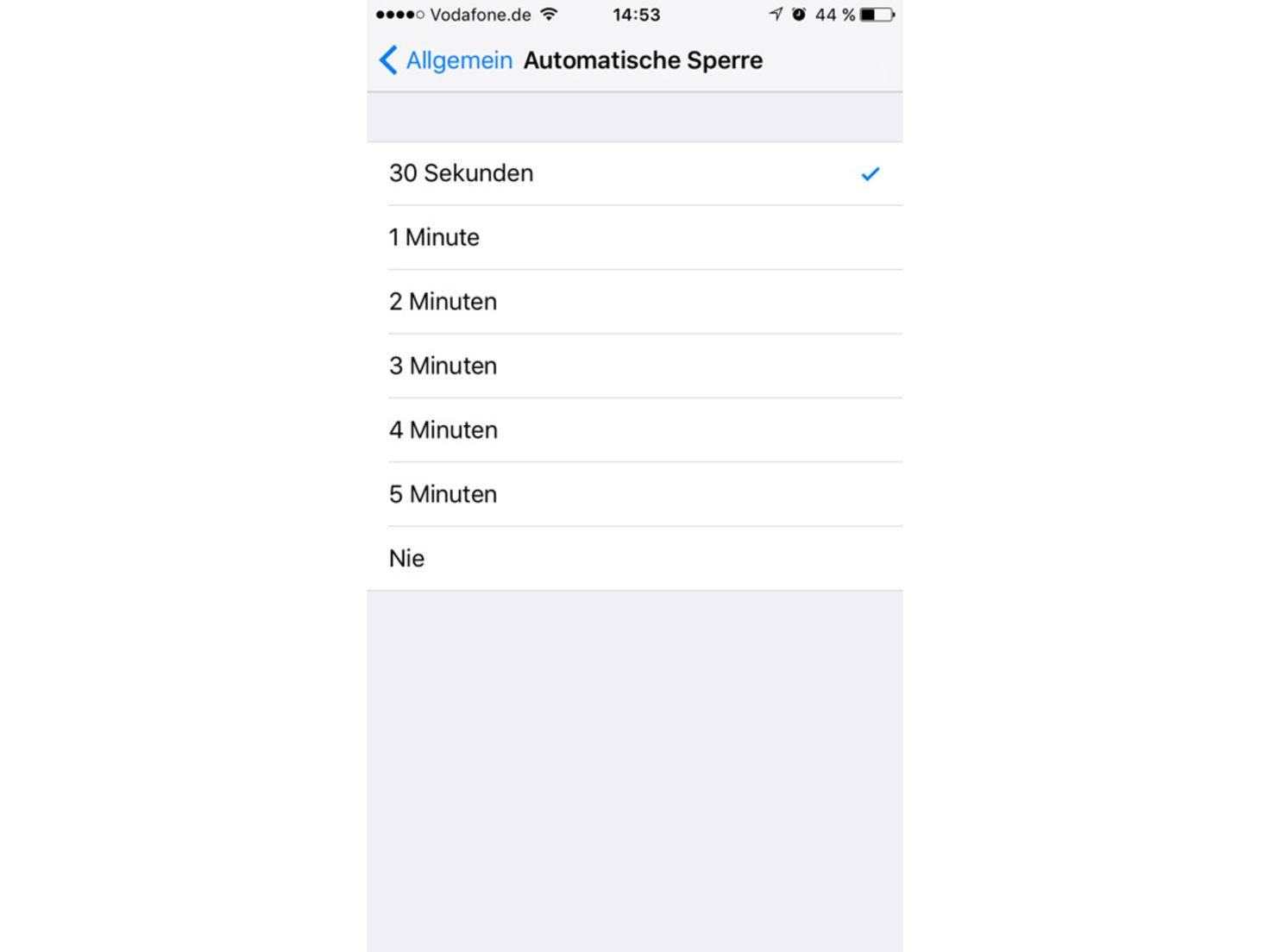 iPhone6s-iOS-Sperre