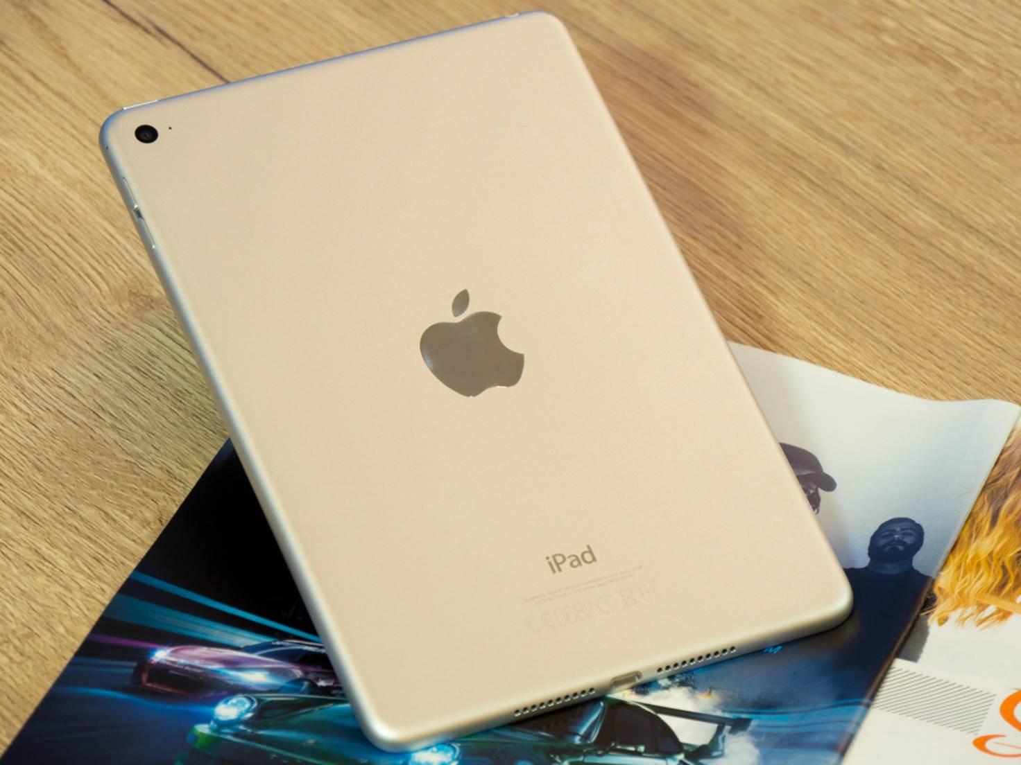 Die Verarbeitung ist Apple-typisch gewohnt hochwertig und exzellent.