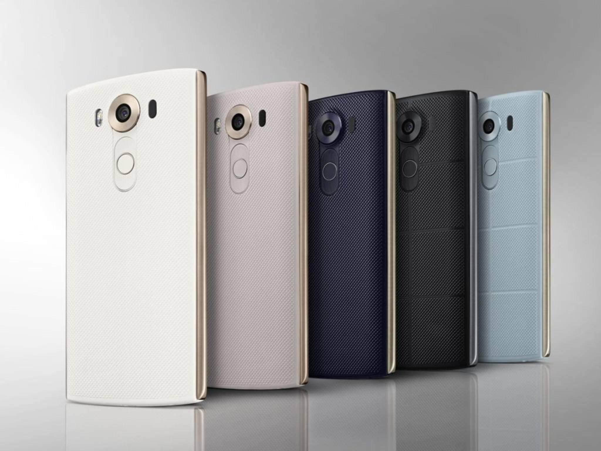 LG führt eine neue Produktfamilie ein.
