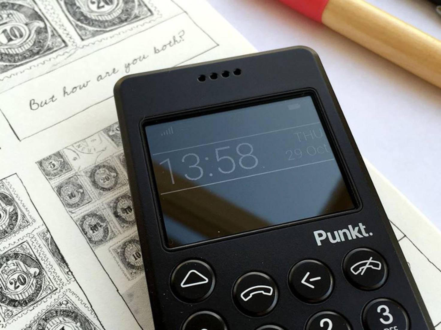MP01 Mobile Phone