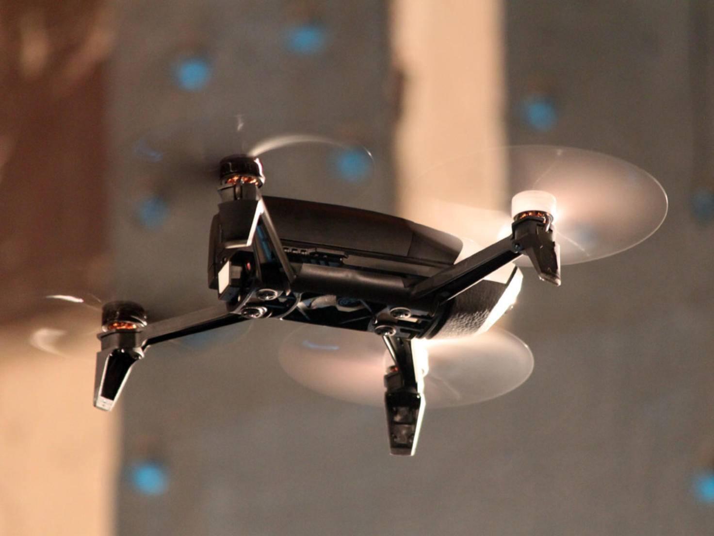 Selbst Windgeschwindigkeiten von bis zu 63 km/h sollen der Drohne nichts anhaben können.