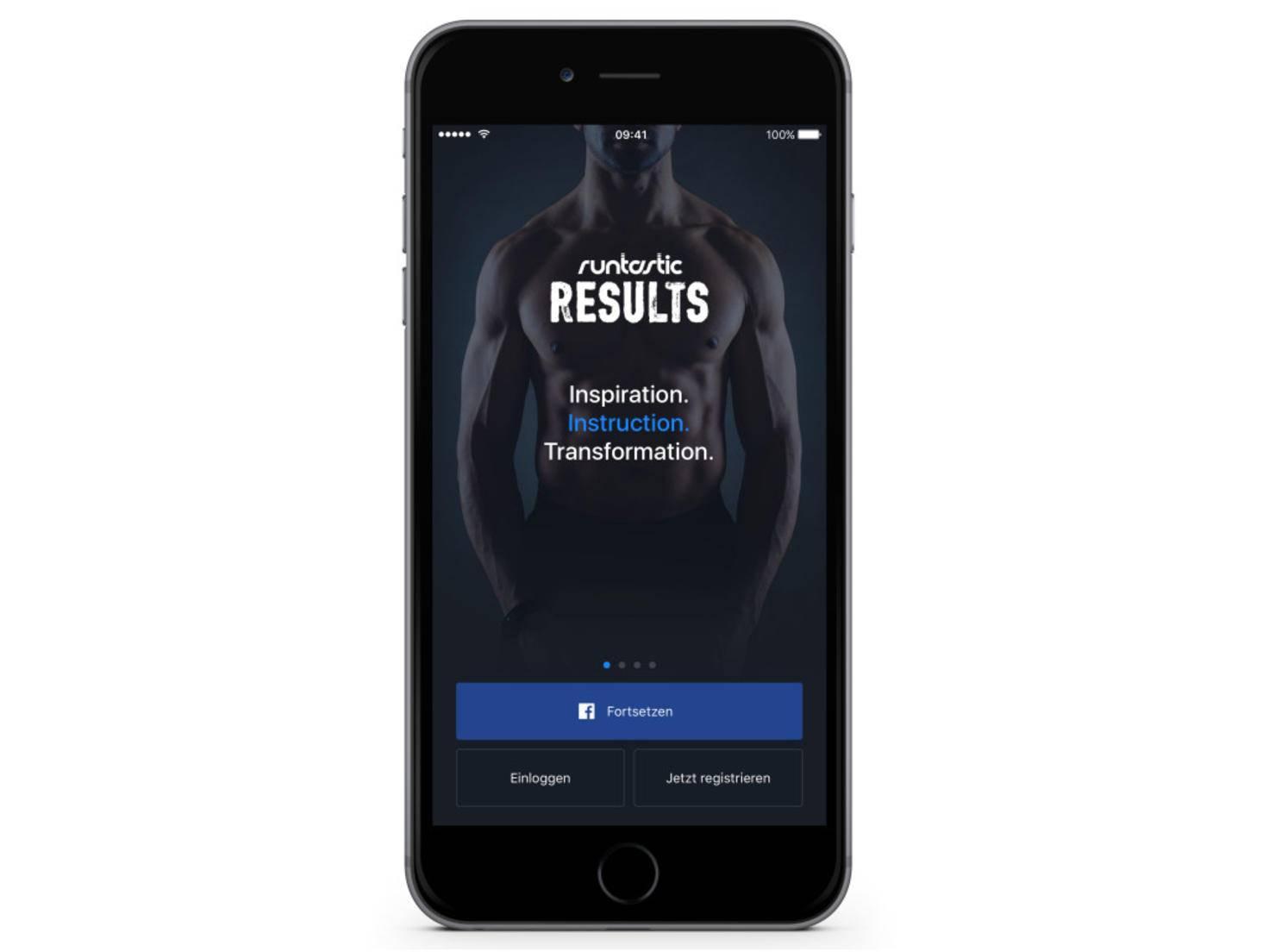 Seit dem 12. November kann mit Runtastic Results offiziell trainiert werden.