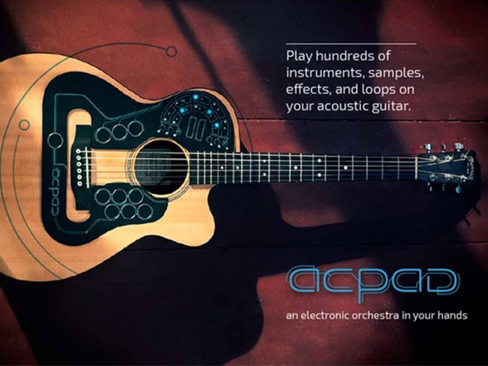 ACPAD Kickstarter