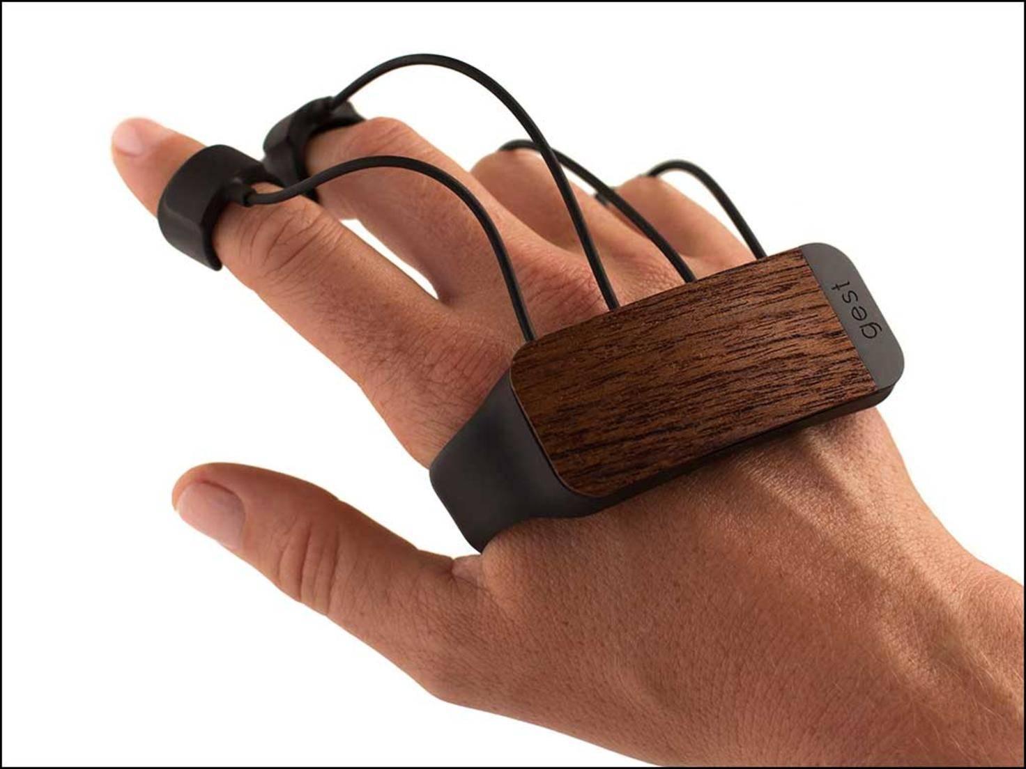 Kickstarter: Gestensteuerung mit Gest