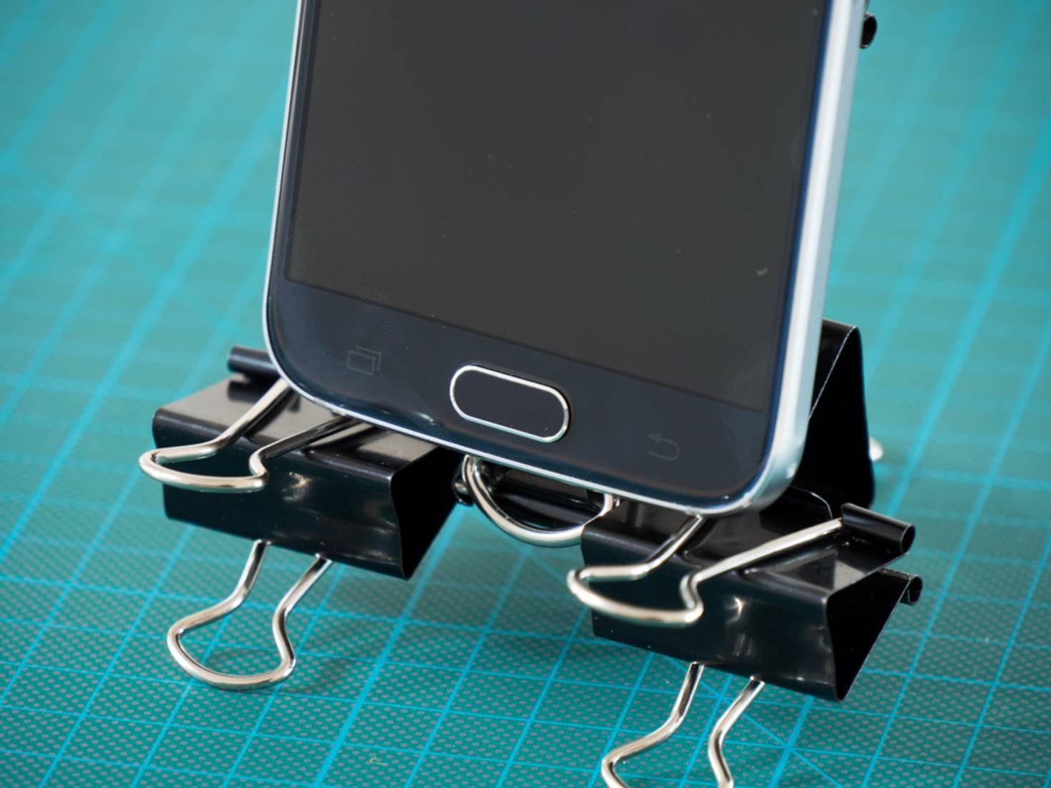 DIY-Smartphone-Stativ