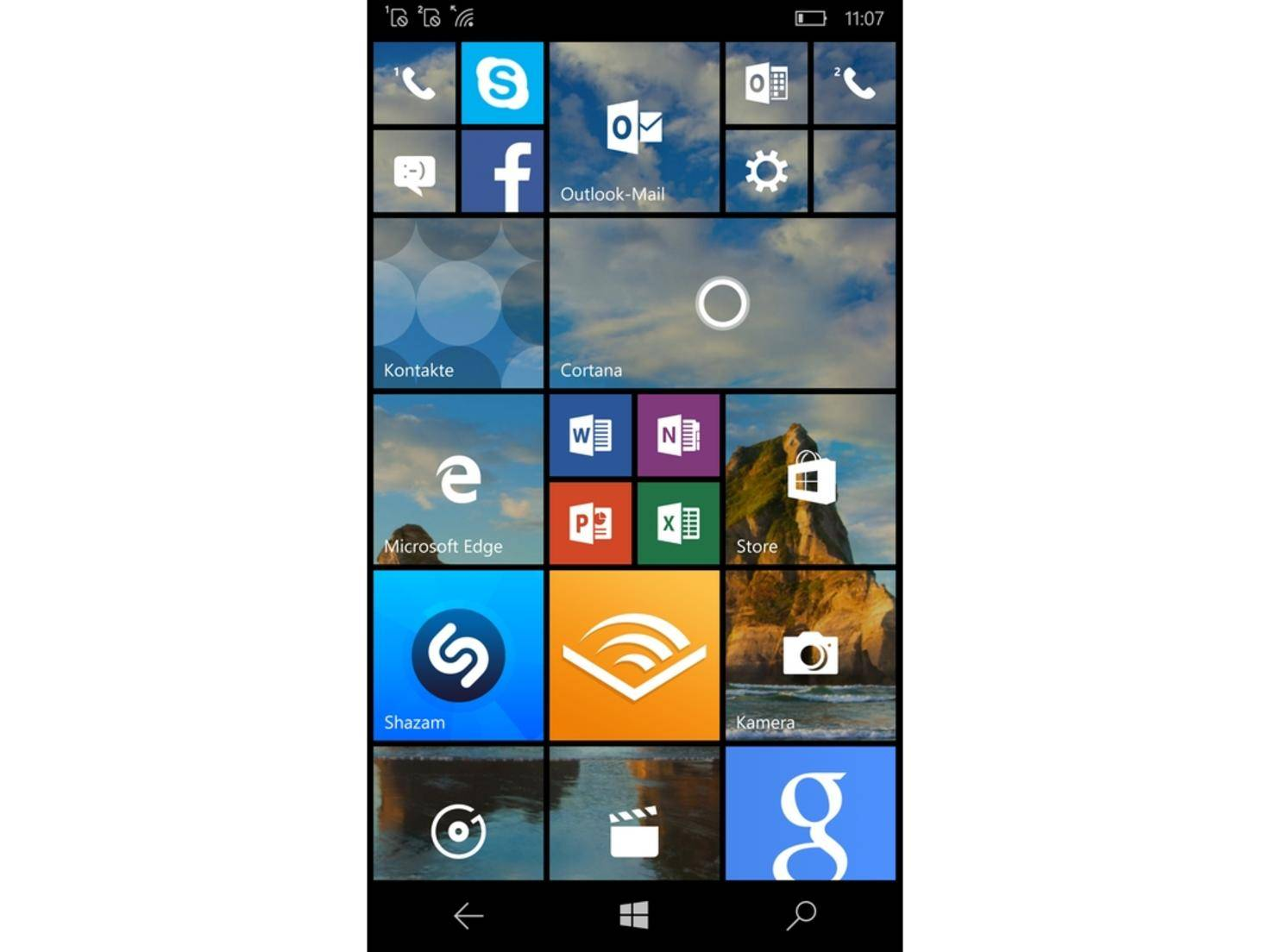 Microsoft Lumia 950 im Test: Das Windows 10-Smartphone