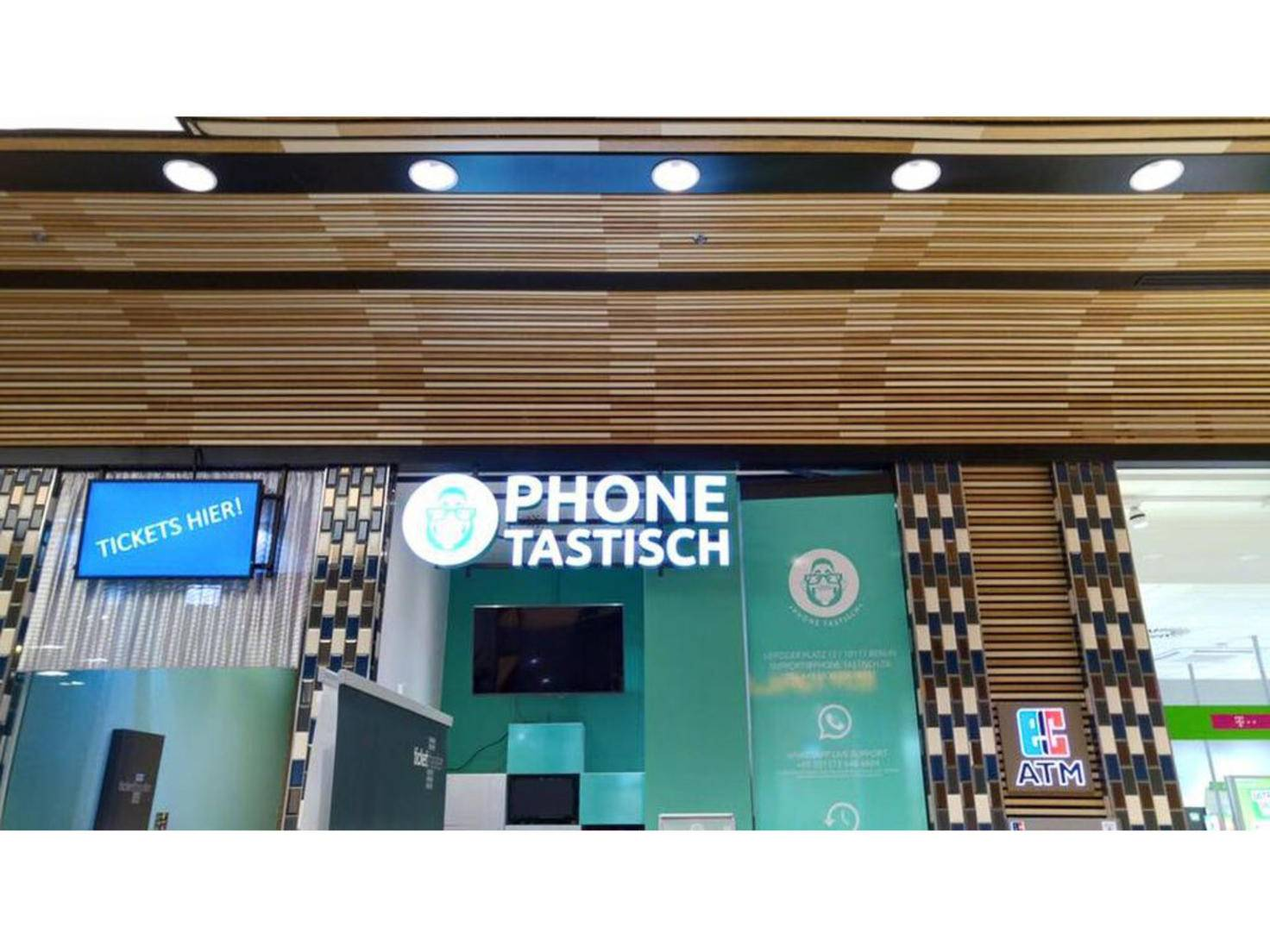 Eine WhatsApp-Nachricht? Das finde ich aber Phone-tastisch!