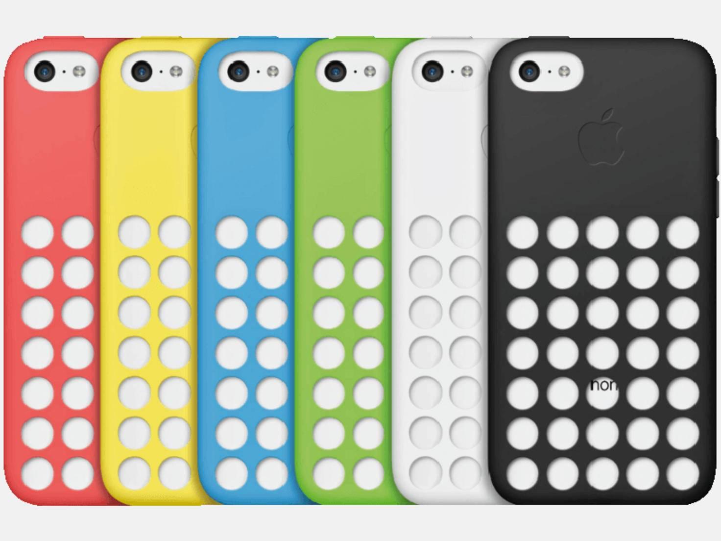 iPhone 5c Dot Case