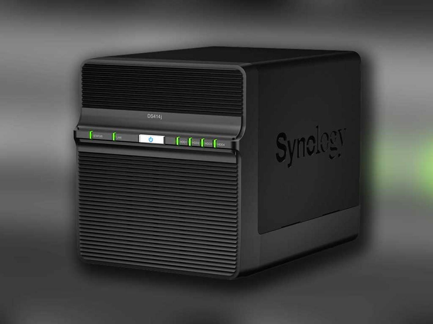 Private Cloud Synology DS414j
