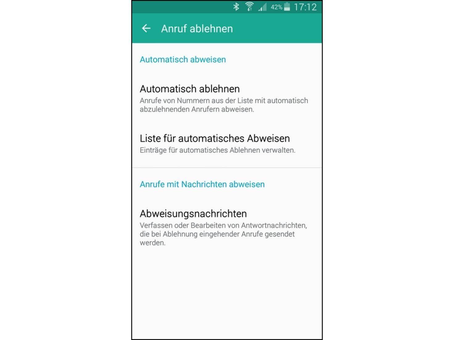 Anrufblocken_Samsung