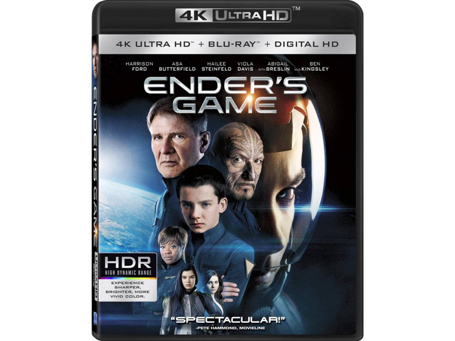 """Einer der Ultra HD-Blu-ray-Starttitel: """"Ender's Game"""""""