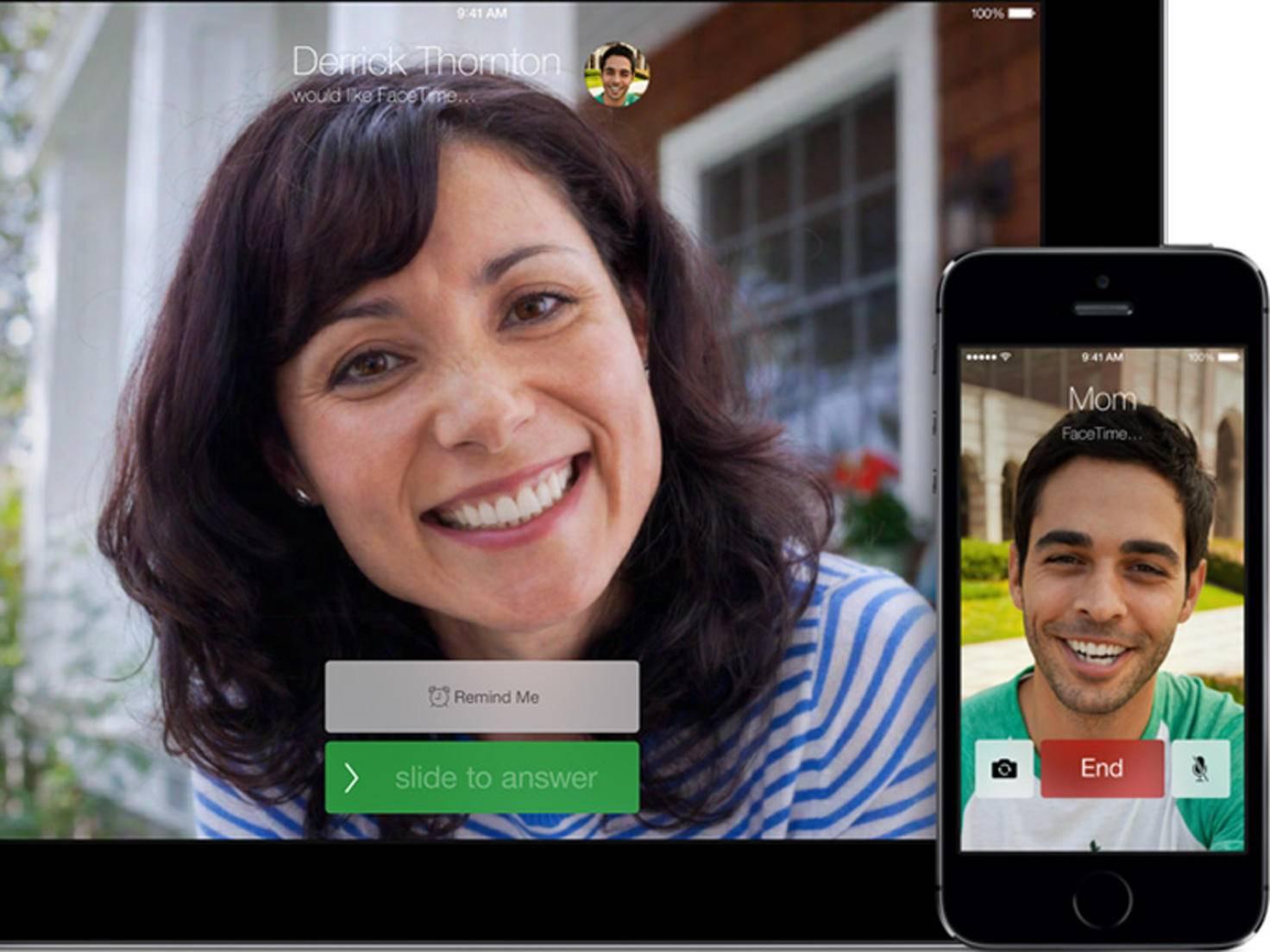 Facetime-iOS