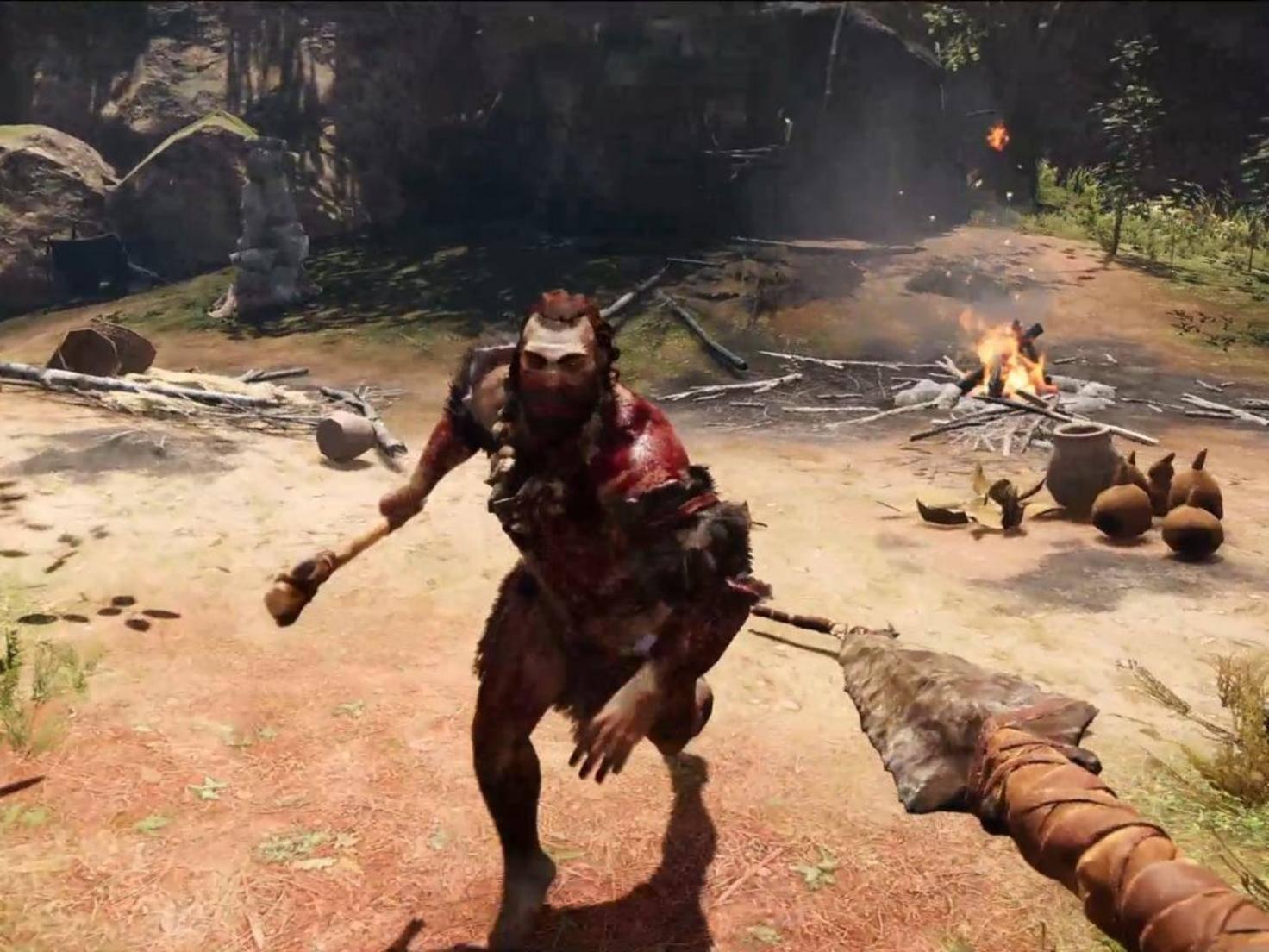 """Die ersten Stunden """"Far Cry Primal"""" machen Lust auf mehr."""