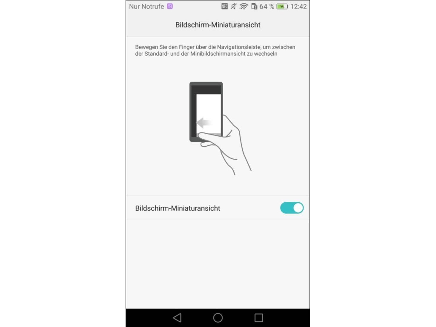 Huawei Mate 8 Screenshot 12