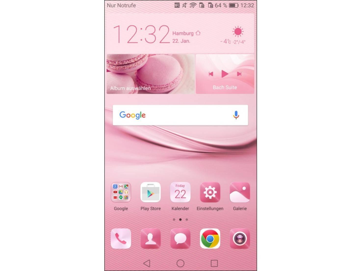 Huawei Mate 8 Screenshot 2