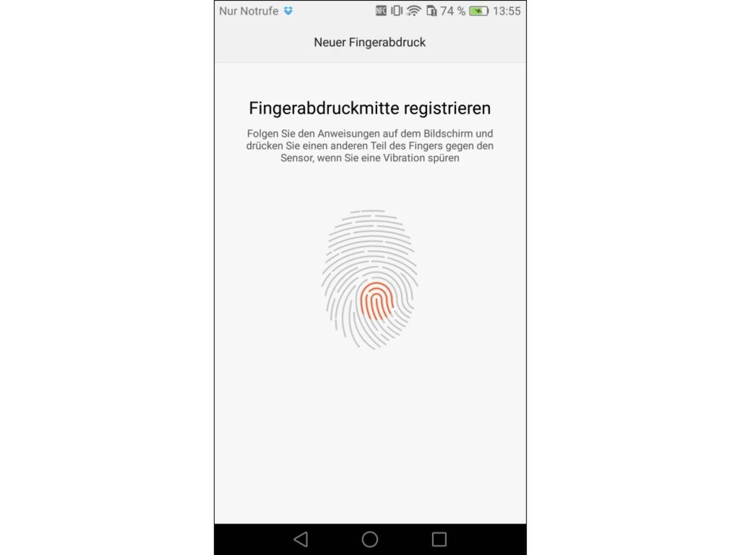 Huawei Mate 8 Screenshot 21
