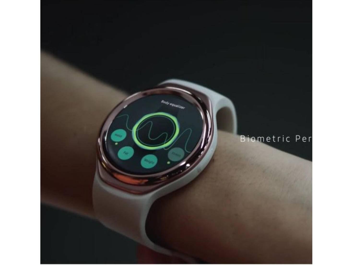 Ist das der neue Fitness-Tracker von Samsung?