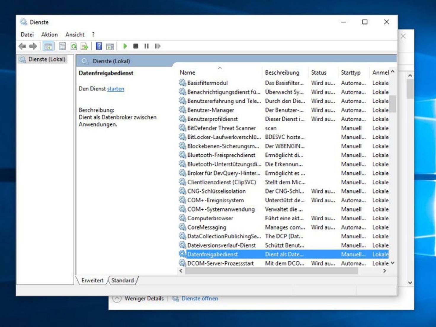 Windows10_Dienste
