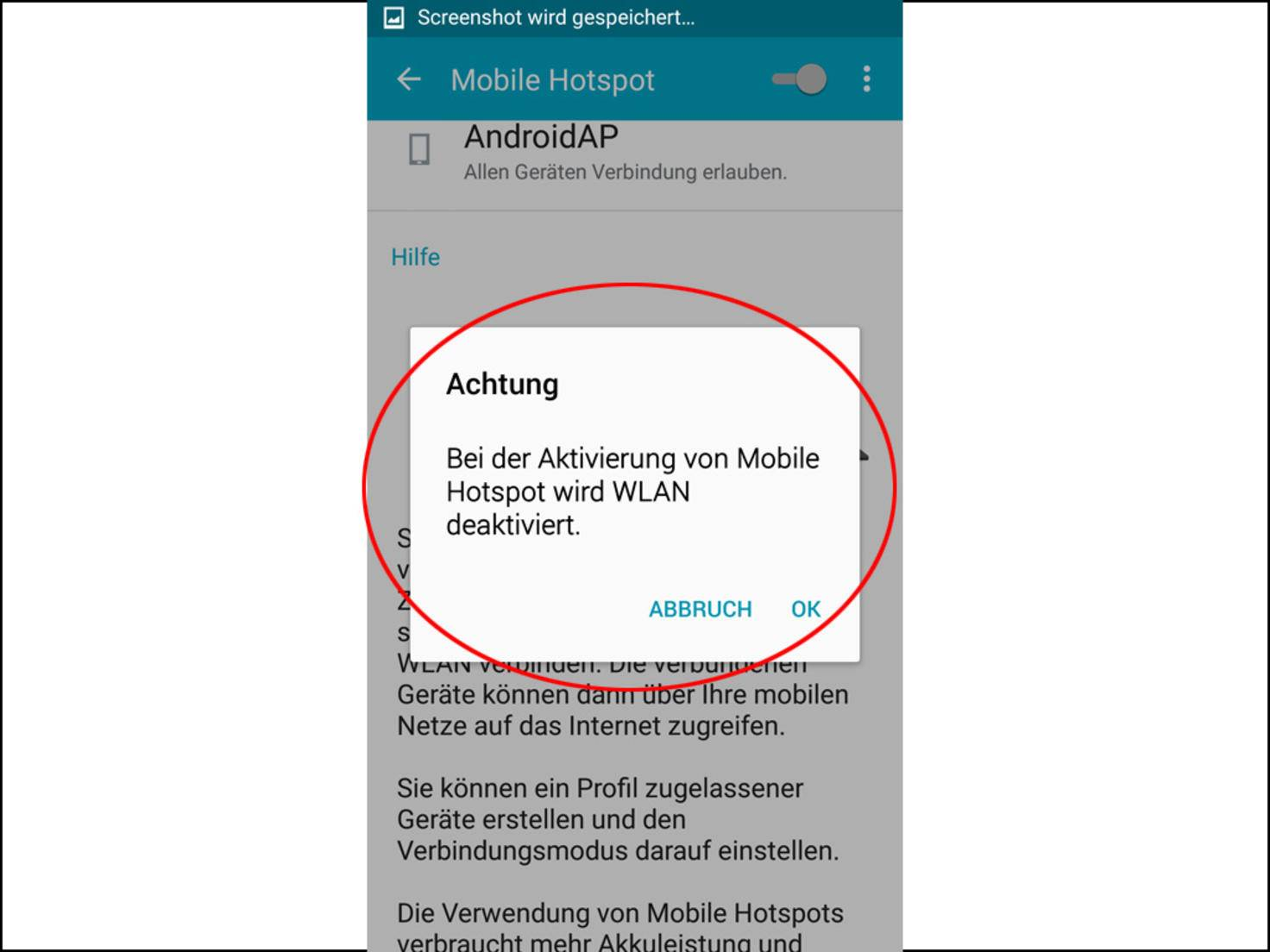 Android Tipp