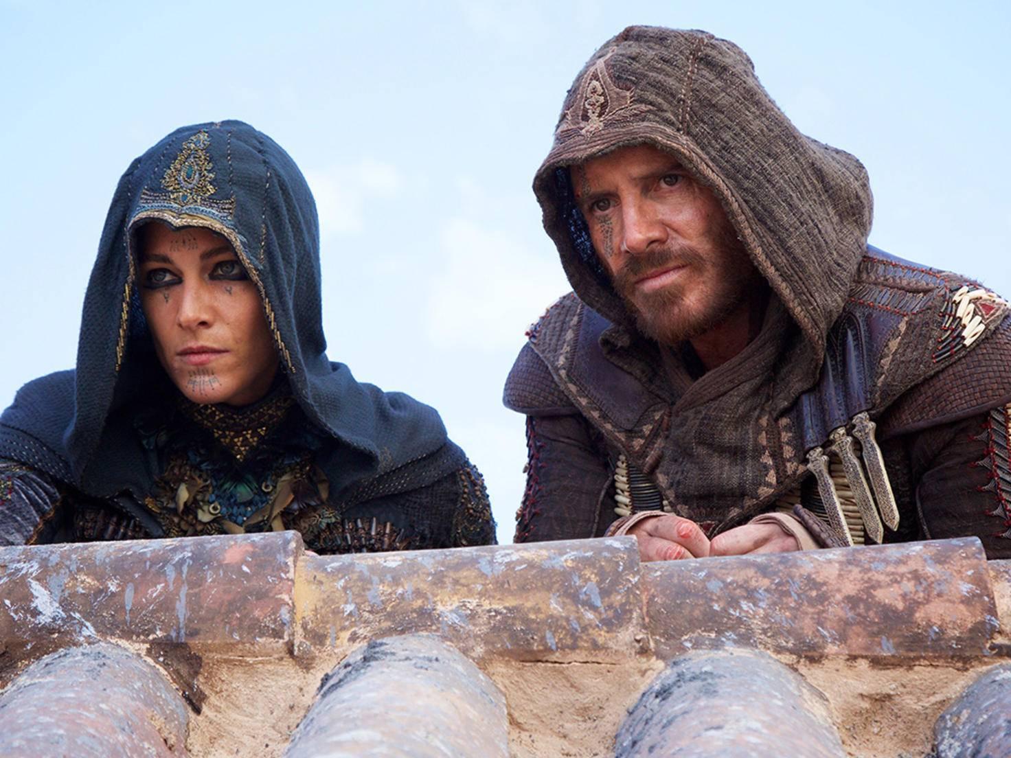 Filme Wie Assassins Creed