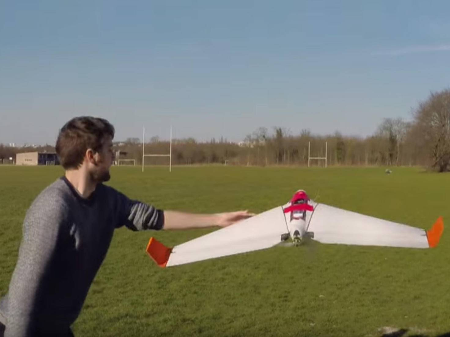Parrot Disco Drohne