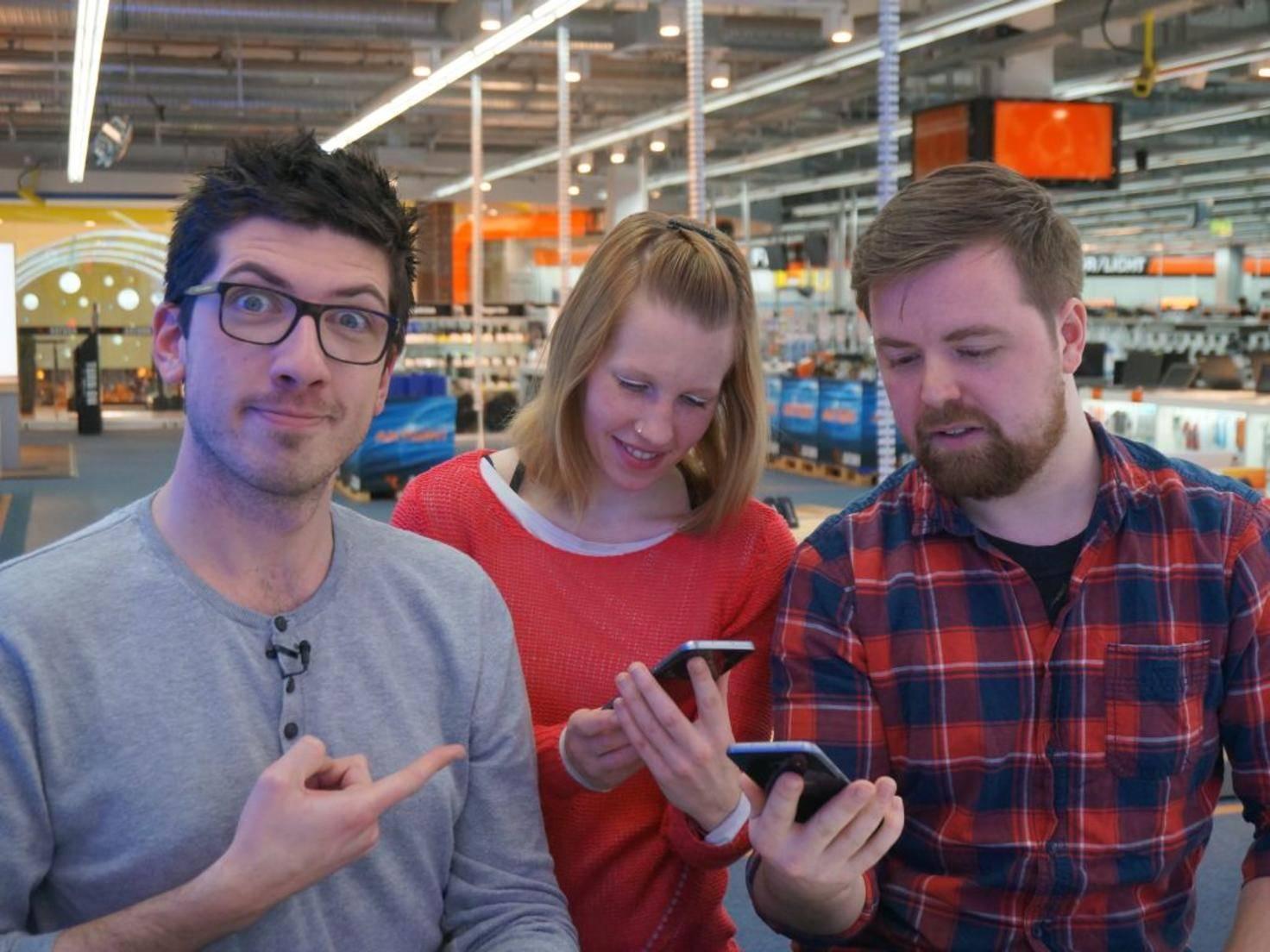 NICHT VERWENDEN VOR 21. FEBRUAR! Alex Jens Franzi Samsung Galaxy S7 3