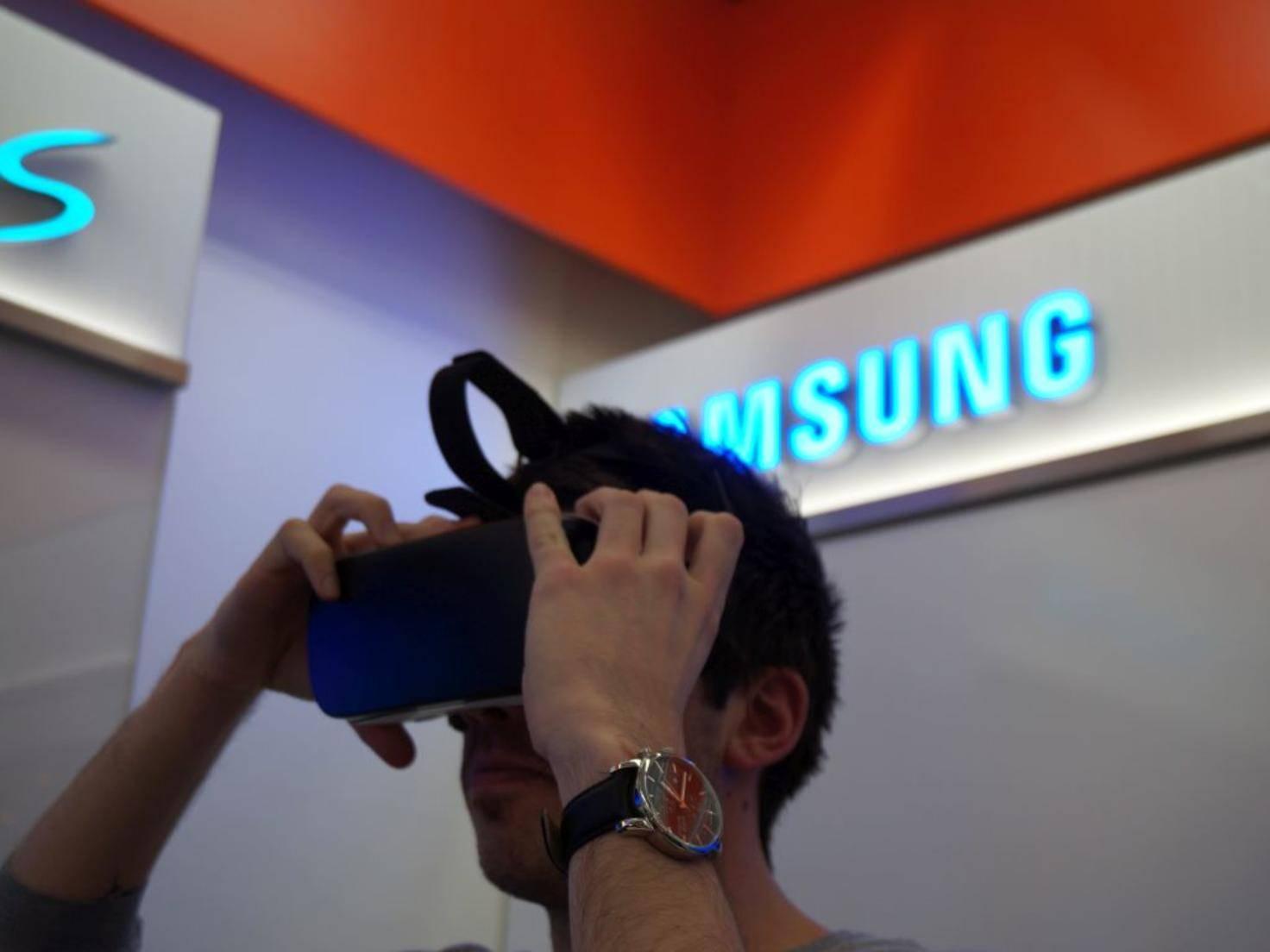 Für S7-Vorbesteller gibt es eine Gear VR gratis.