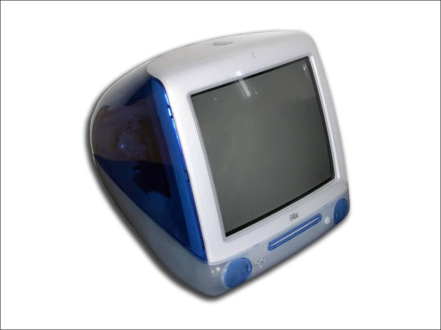 Indigo iMac G3