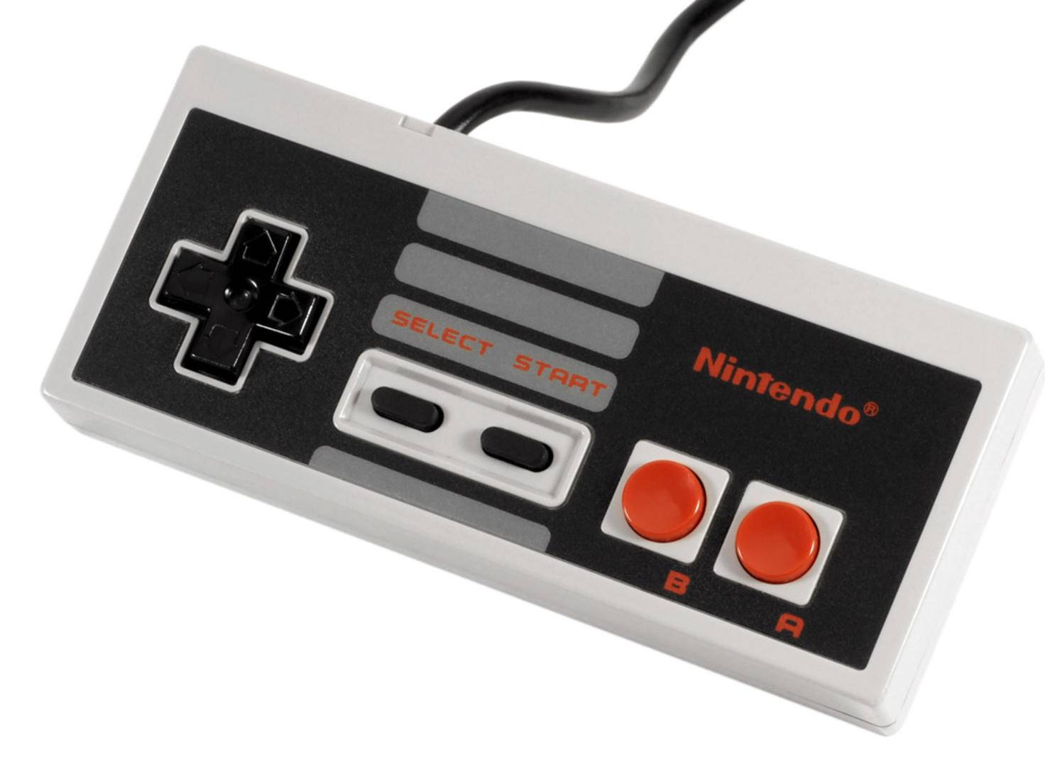 NES-Controller-Kreuz