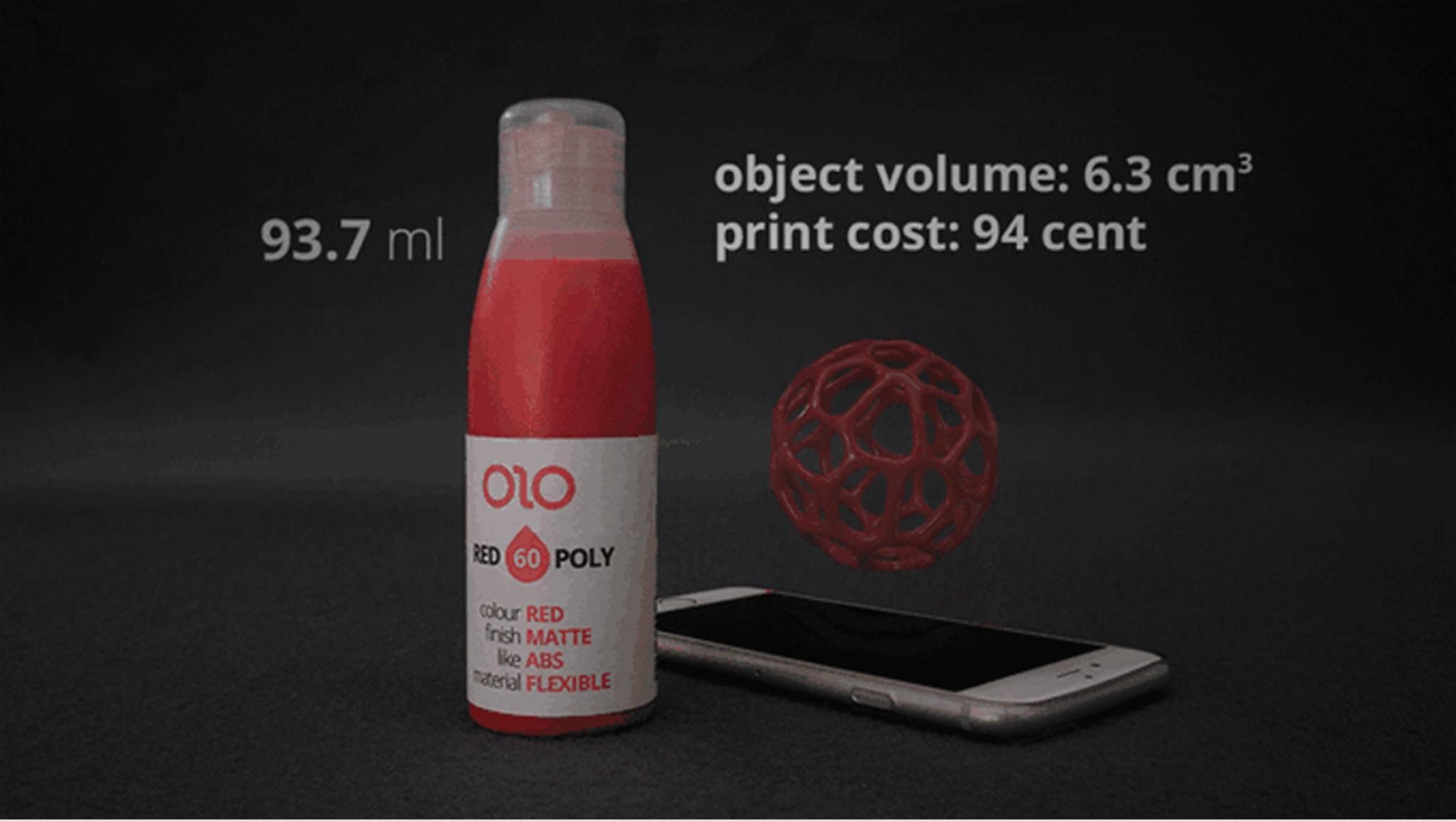 OLO 3D-Drucker Kickstarter