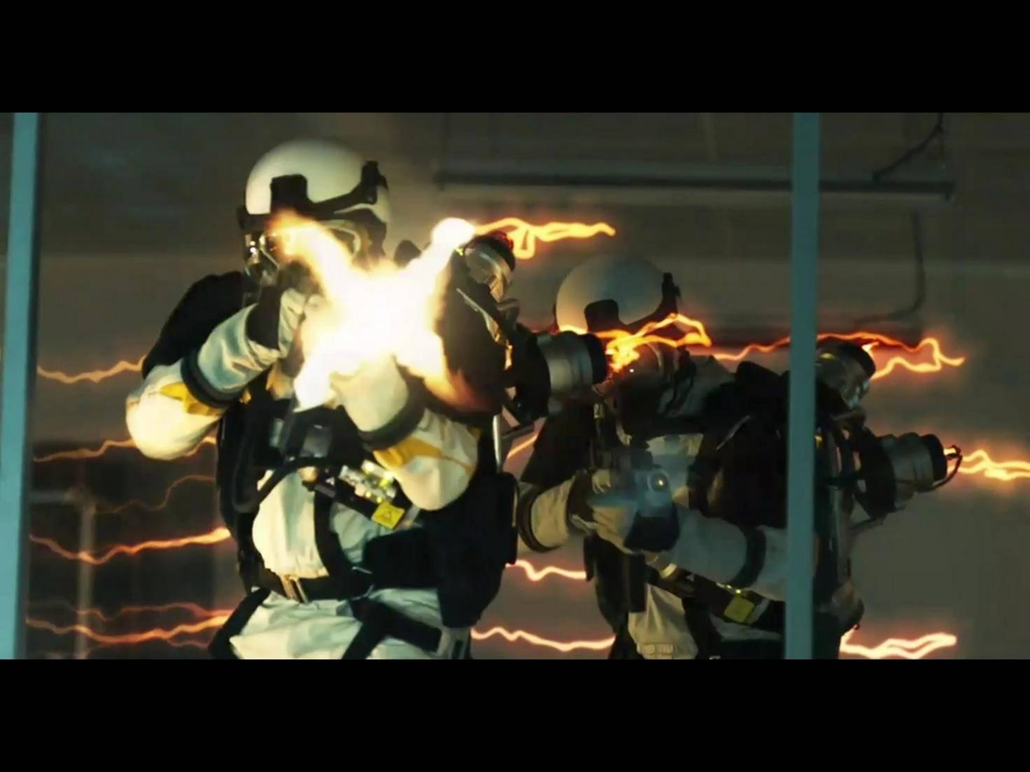 Die Serie hat auch einige Action-Sequenzen zu bieten.