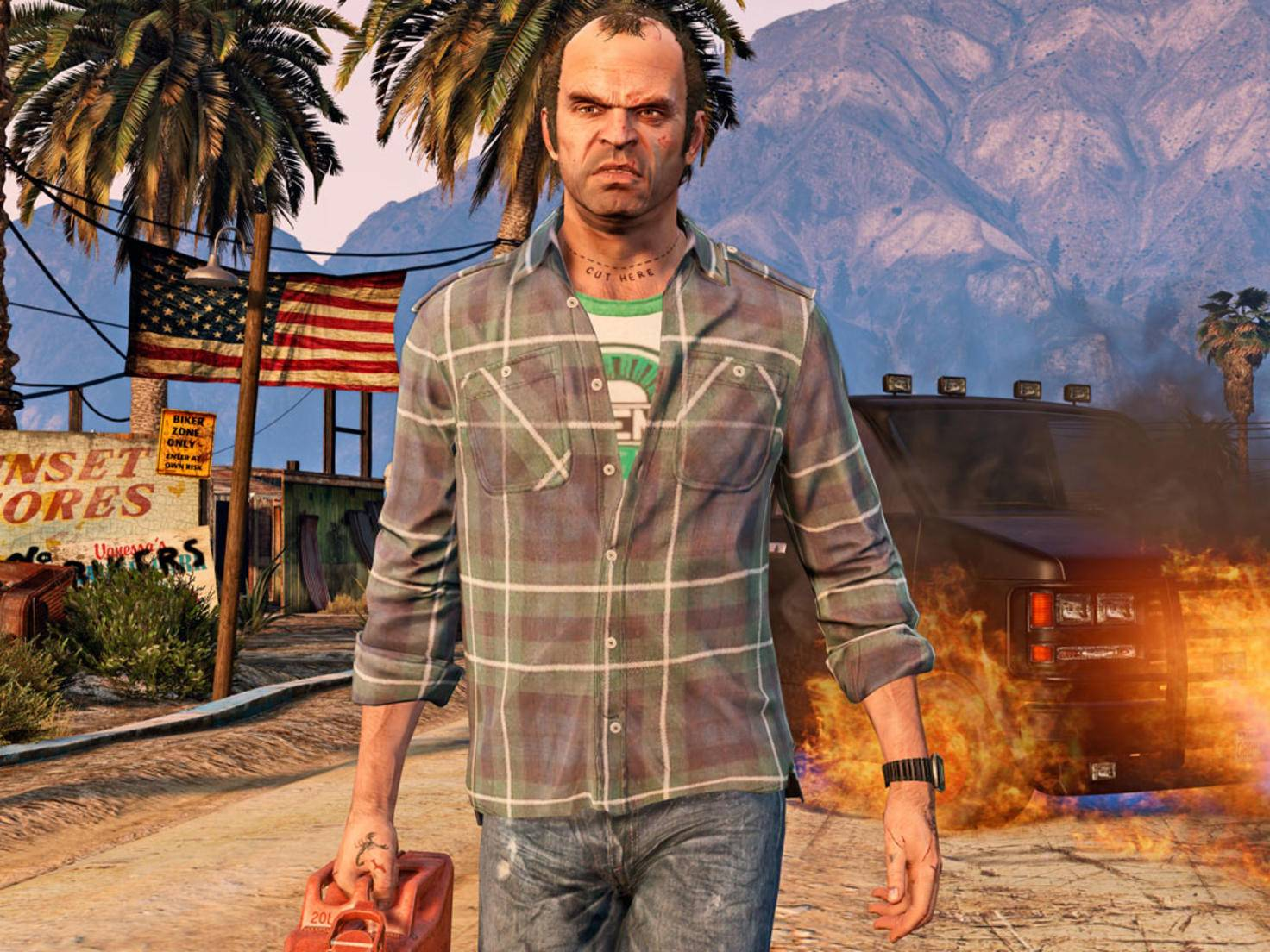Grand Theft Auto 5 - GTA 5