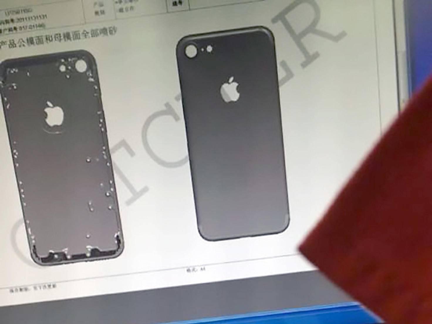 iPhone-7-Zeichnung-Leak