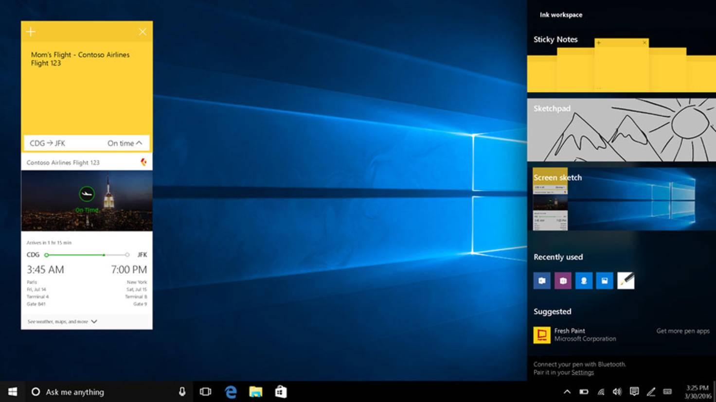 Microsoft Build 2016 Windows 10