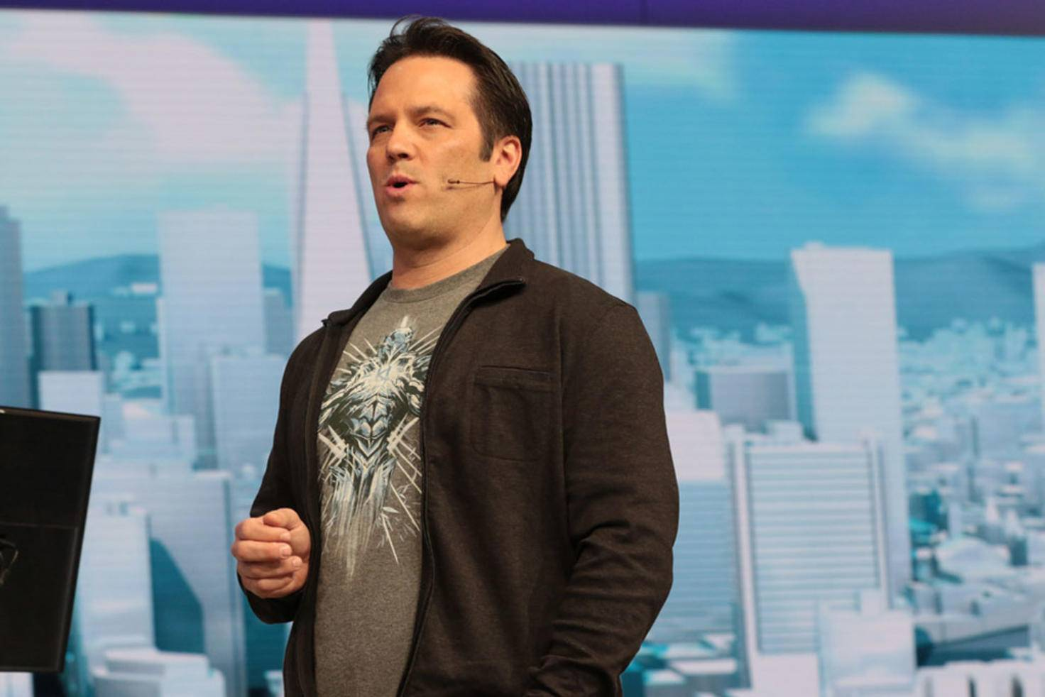 Microsoft Build 2016 Phil Spencer