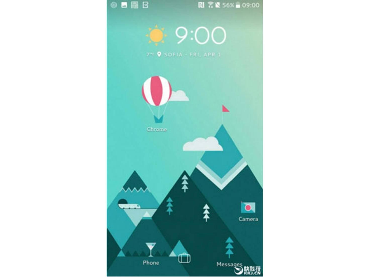 HTC 10 Sense 8
