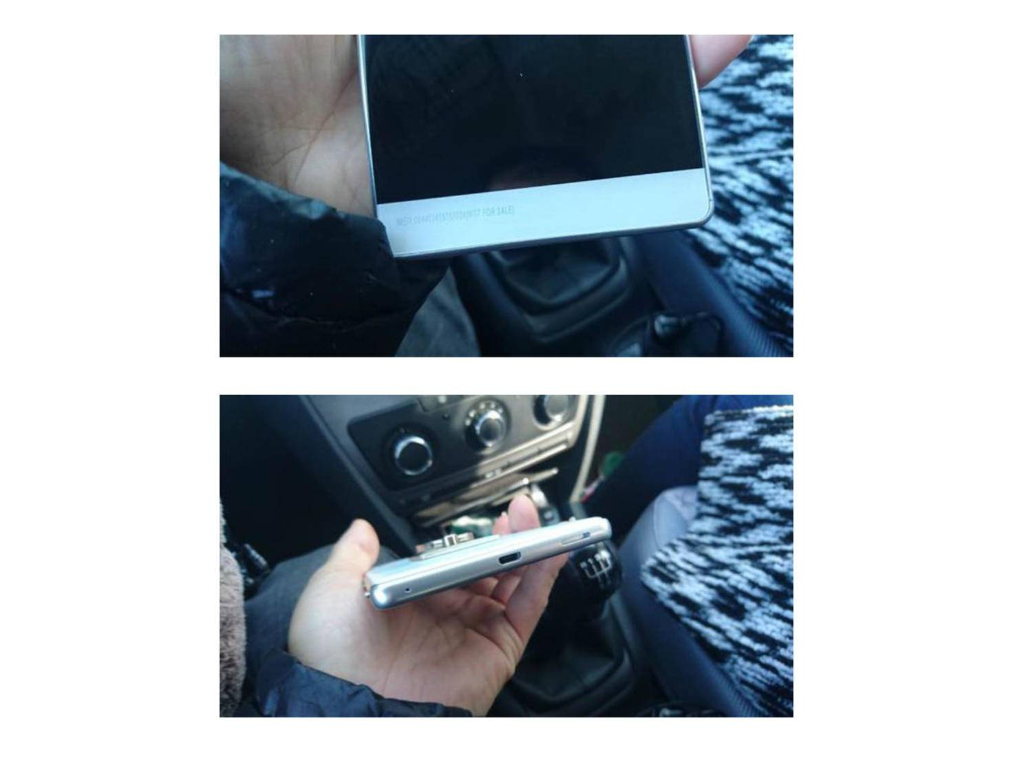 Erste Leak-Fotos zeigen angeblich ein Xperia C6 Ultra.