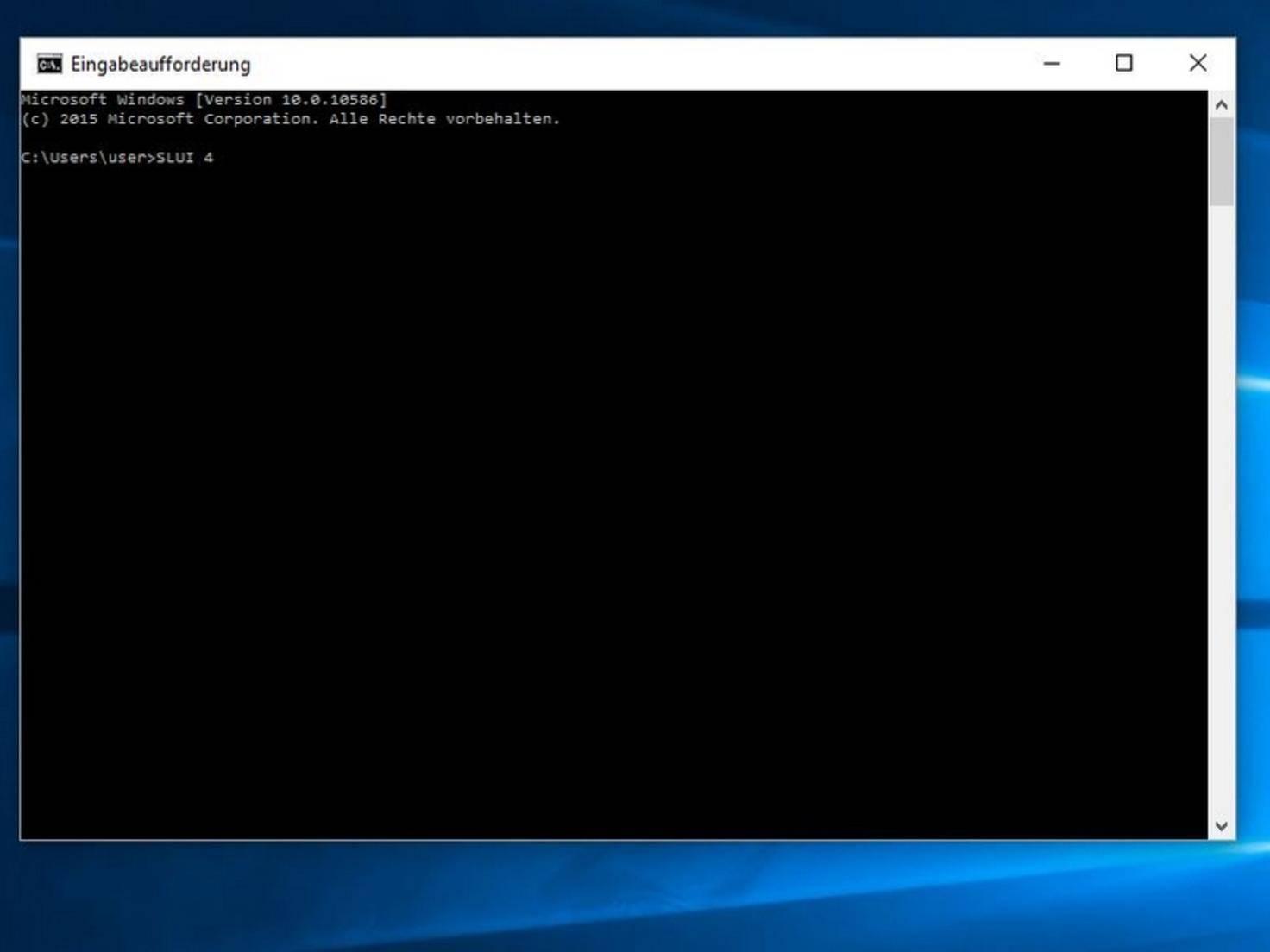 Eingabeaufforderung_Windows10