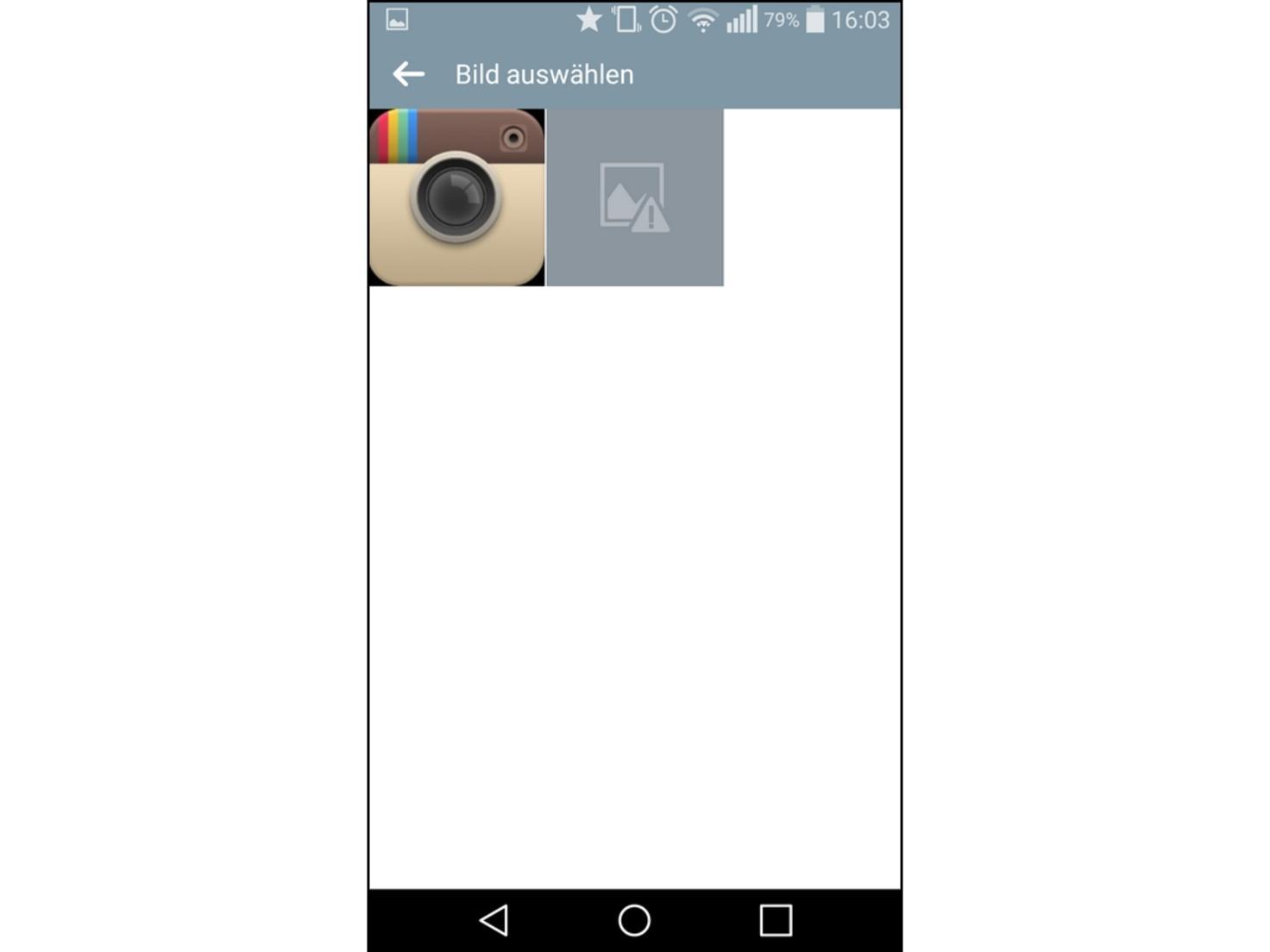 Das alte Instagram-Logo solltest Du dort als PNG gespeichert haben.