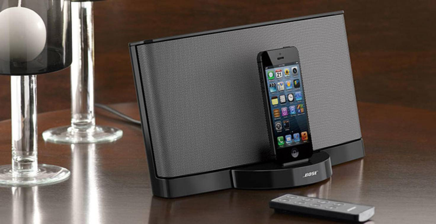 iPhone-Bose