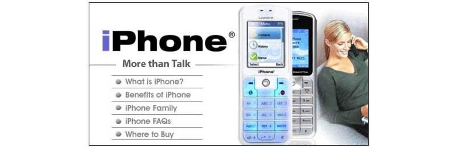 iPhone-Cisco