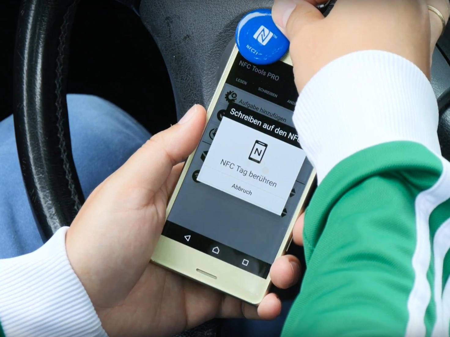 Help NFC-Tags2