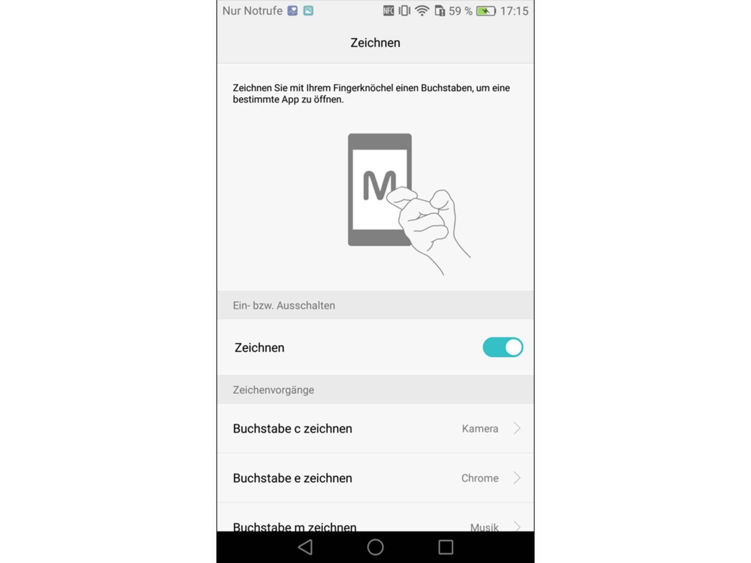 Huawei P9 Screenshot 12