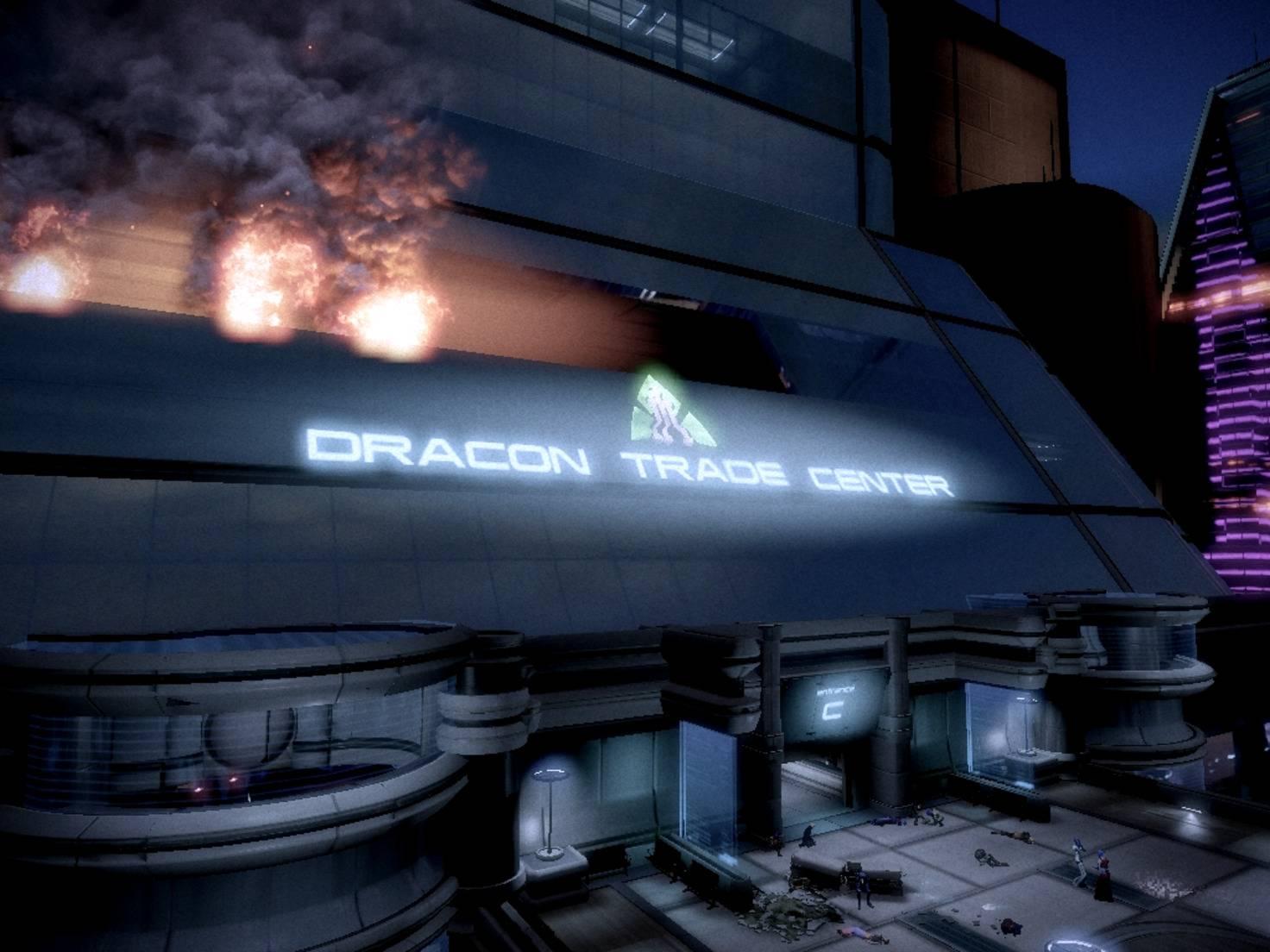 Mass Effect 2 Shadow Broker Teaser