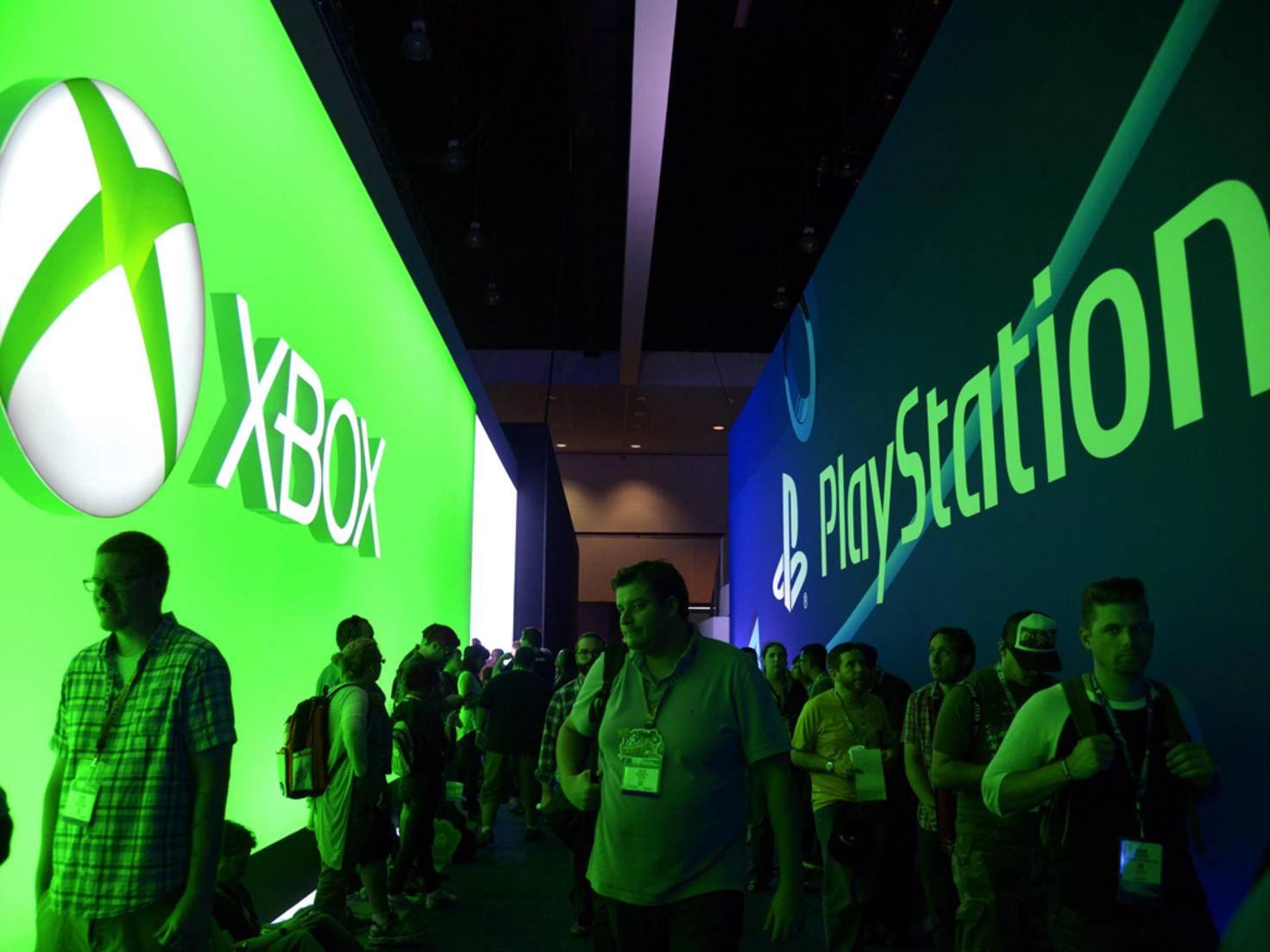 PlayStation Xbox E3