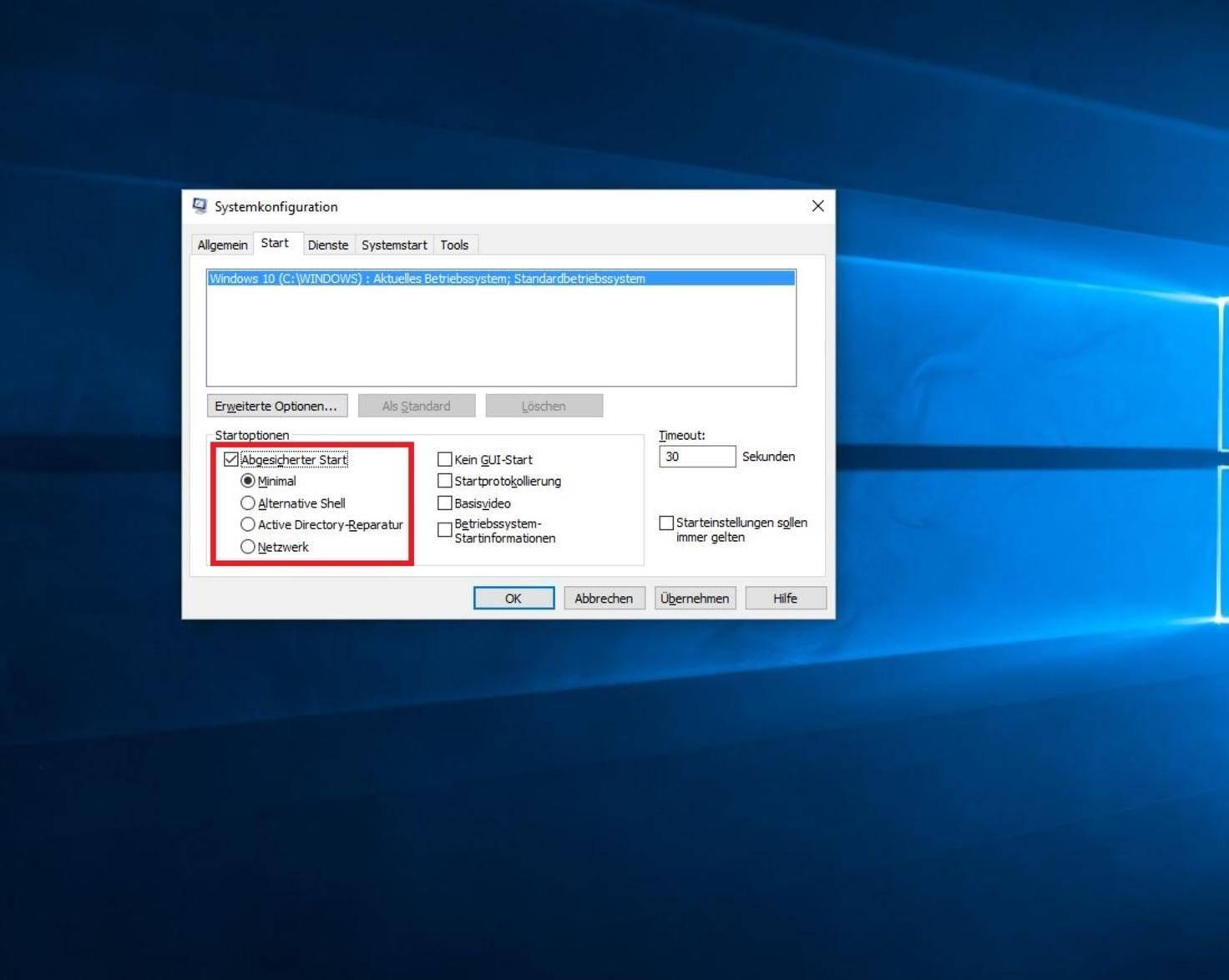 Windows10_Abgesicherter_Start