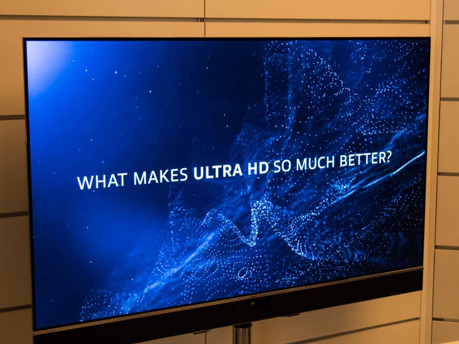 Auch Metz bringt die ersten OLED-Geräte in den Handel.
