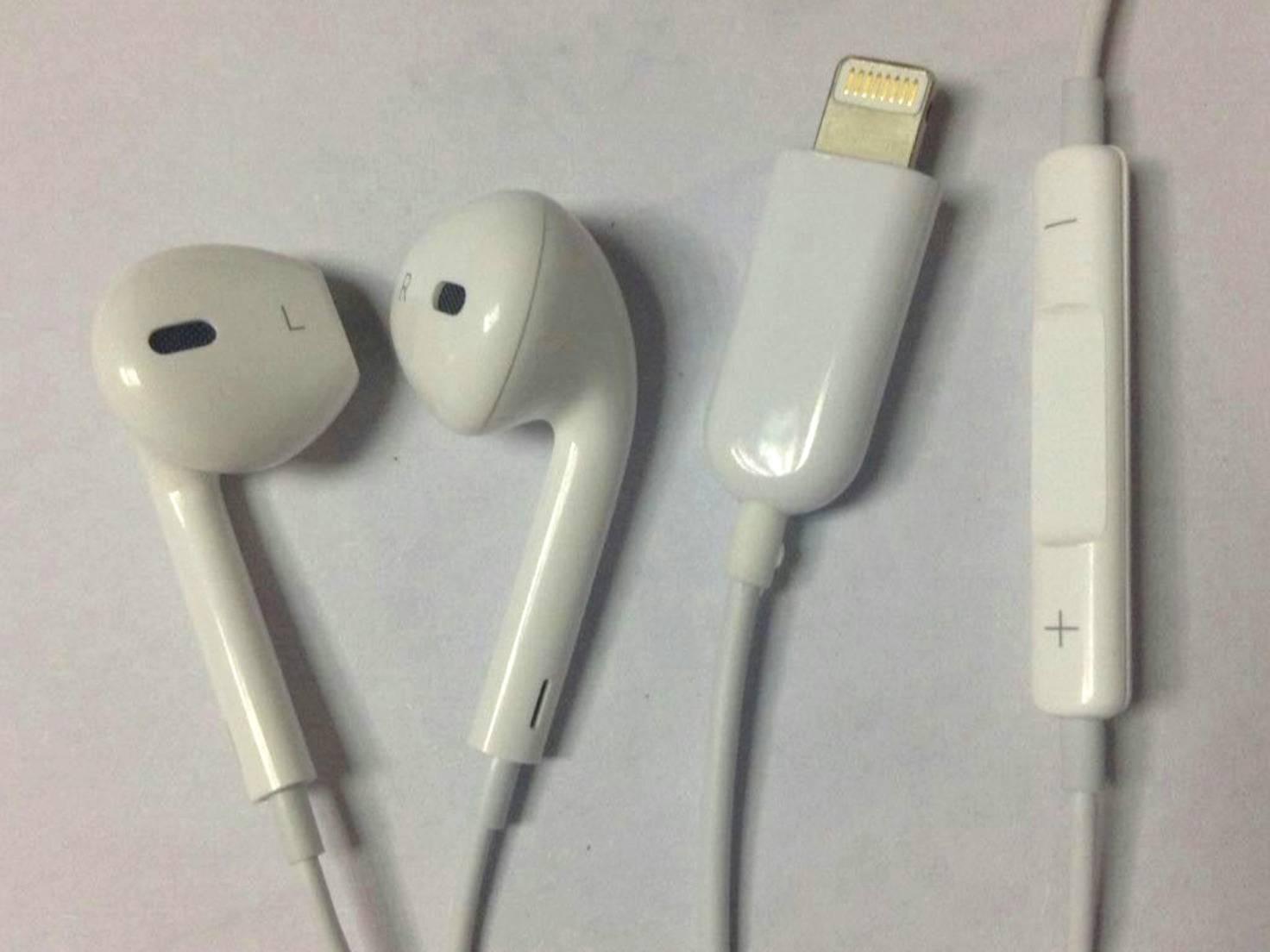 Apple Ear pods Lightning